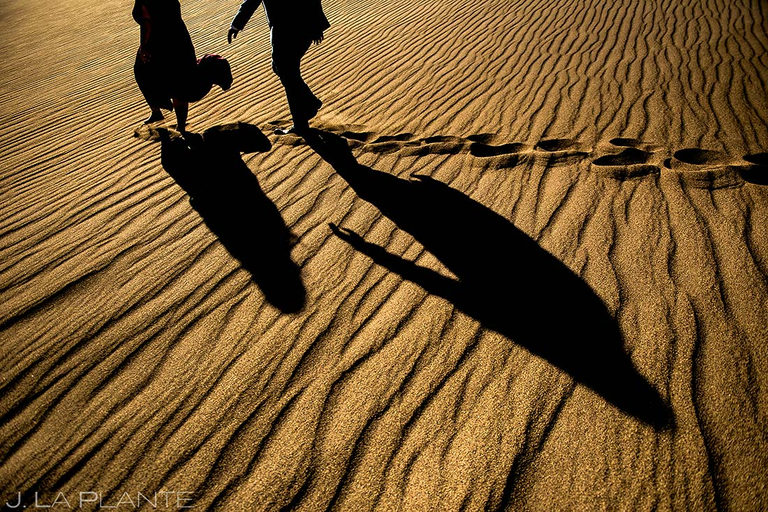 southern colorado engagement photos | great sand dunes engagement