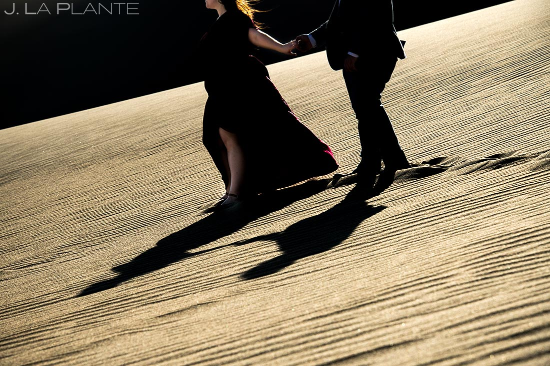 great sand dunes engagement
