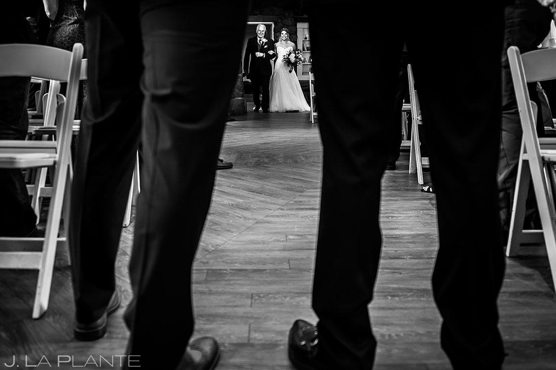 Boulder Wedding Ceremony | Wedgewood Boulder Creek Wedding | Boulder Wedding Photographer | J. La Plante Photo