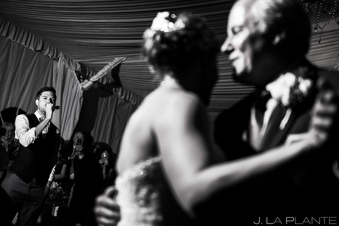 Father Daughter Dance | Wedgewood Boulder Creek Wedding | Boulder Wedding Photographer | J. La Plante Photo