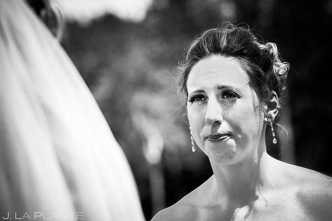 Wedding Ceremony | Steamboat Springs Wedding | Colorado Wedding Photographer | J. La Plante Photo