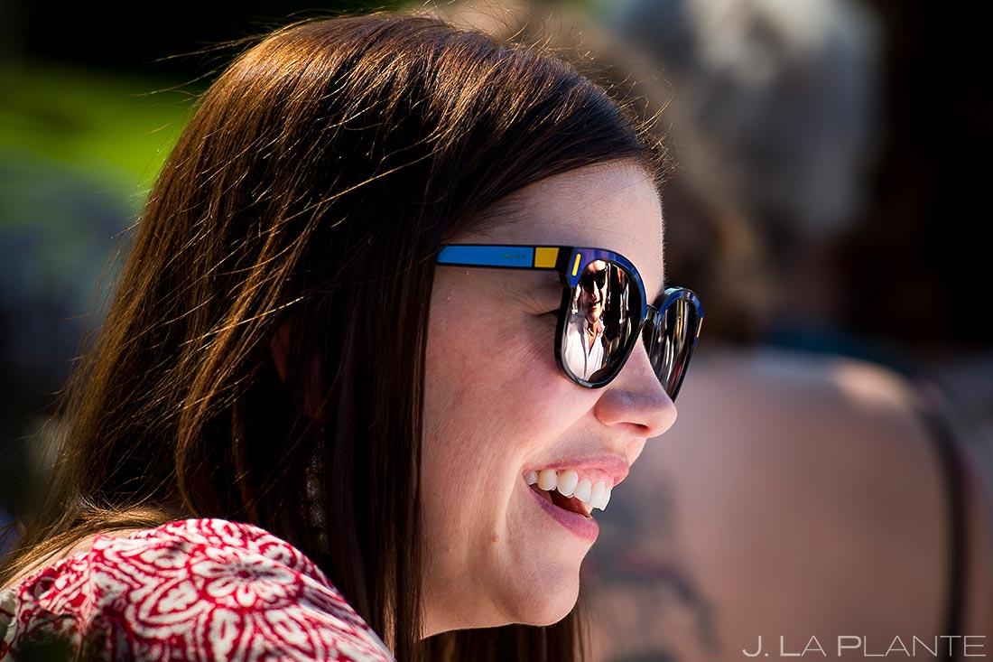 Outdoor Wedding Ceremony | Denver Botanic Gardens Wedding | Denver Wedding Photographer | J. La Plante Photo