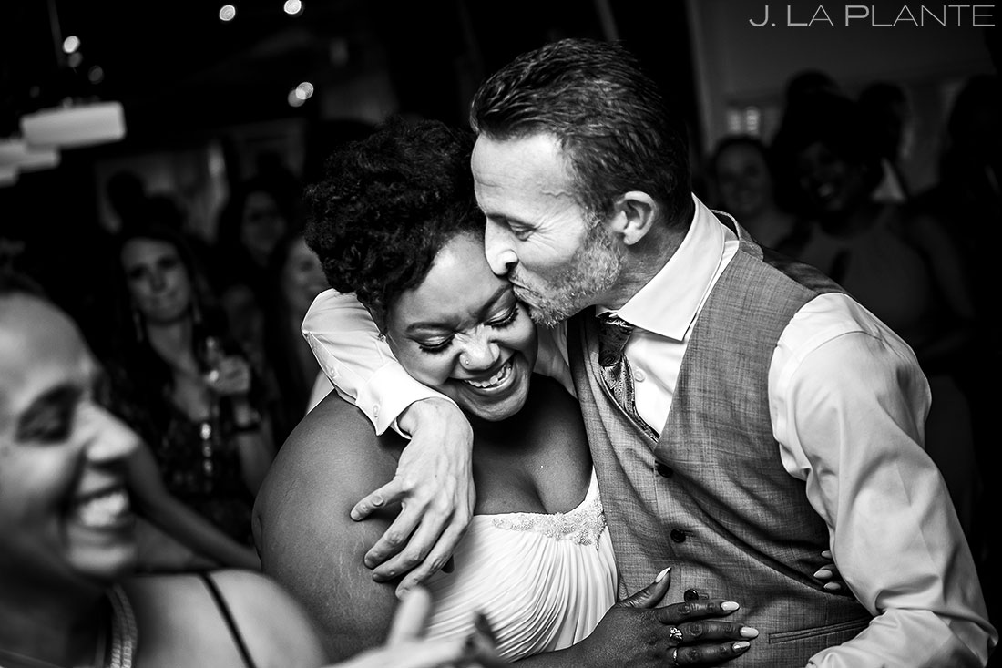 Wedding Reception Toasts | Denver Botanic Gardens Wedding | Denver Wedding Photographer | J. La Plante Photo