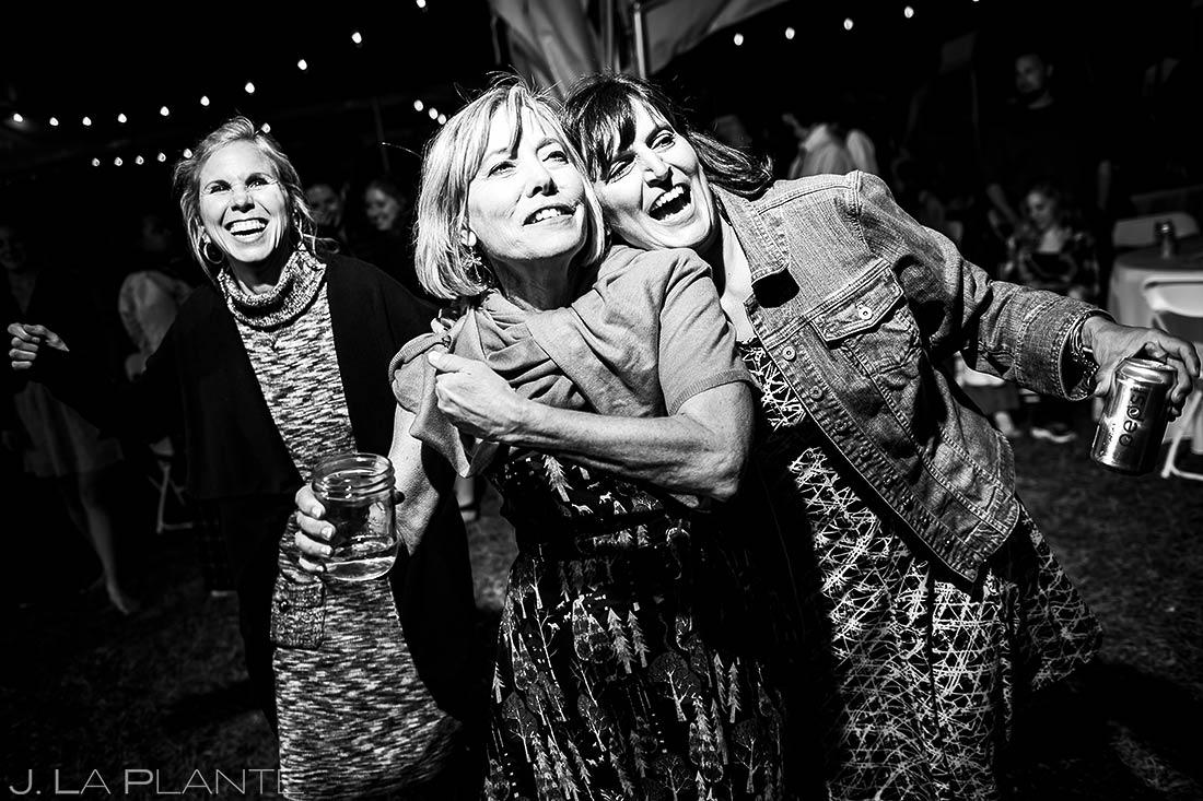 Wedding Guests | Buena Vista Wedding | Rustic Mountain Wedding | Colorado Wedding Photographer | J. La Plante Photo