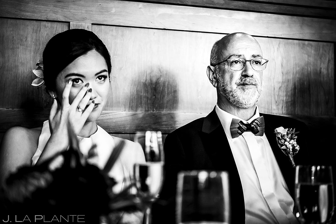 Wedding Reception Toasts | Rhode Island Wedding | Destination Wedding Photographer | J. La Plante Photo