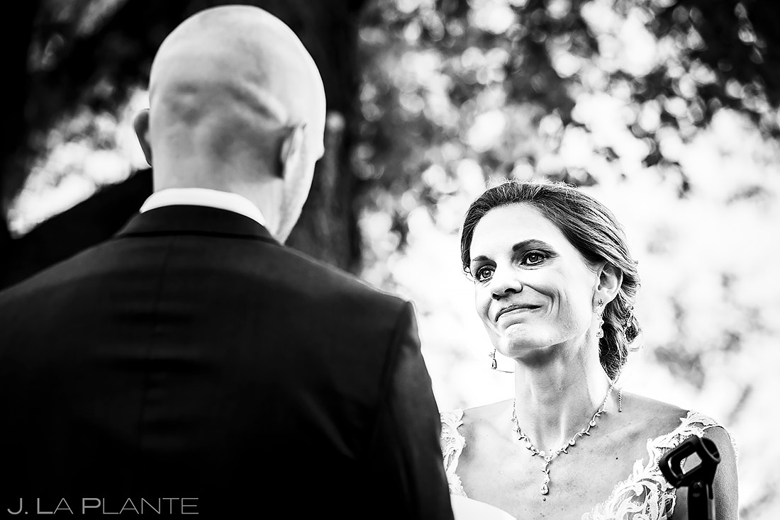 Rustic Outdoor Wedding Ceremony | Shupe Homestead Wedding | Boulder Wedding Photographer | J. La Plante Photo