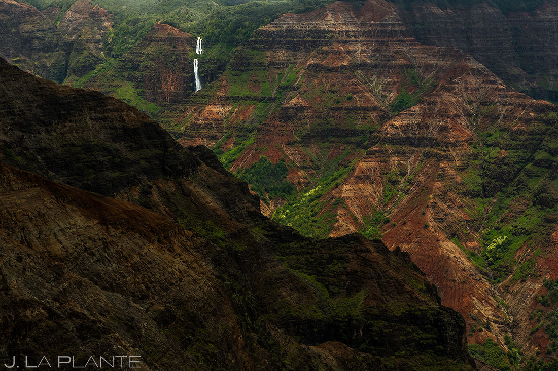 Waimea Canyon | Kauai | Destination Wedding Photographer | J. La Plante Photo