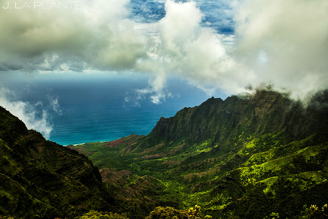 Napali Coast | Kauai | Destination Wedding Photographer | J. La Plante Photo