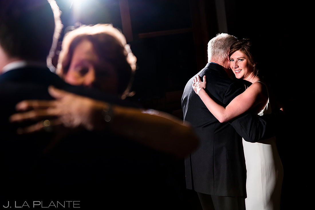 Grandparents Wedding Dance | Sonnenalp Club Wedding | Beaver Creek Wedding Photographer | J. La Plante Photo