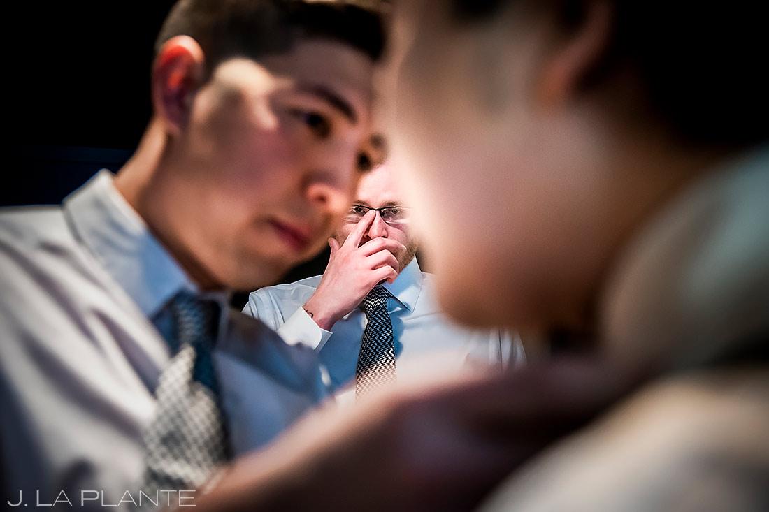Groom Getting Ready | Washington DC Wedding | Destination Wedding Photographer | J. La Plante Photo