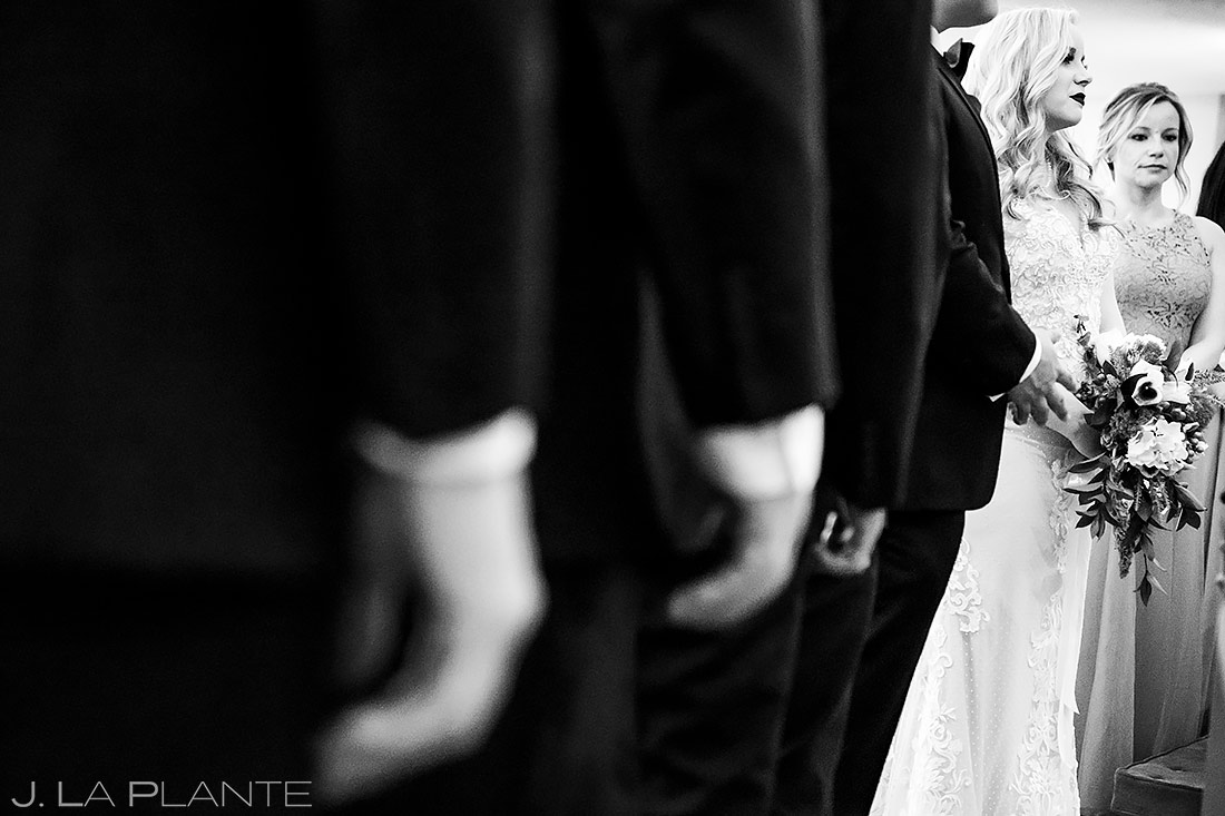 Urban Wedding Ceremony | Washington DC Wedding | Destination Wedding Photographer | J. La Plante Photo