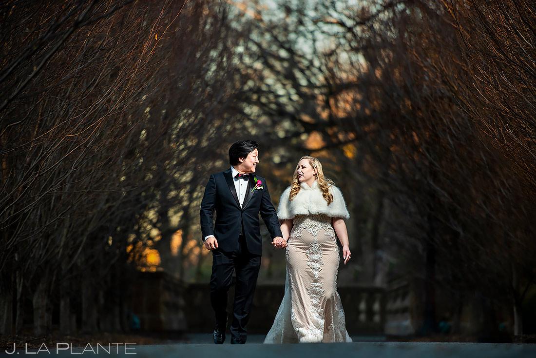 Bride and Groom Portrait | Washington DC Wedding | Destination Wedding Photographer | J. La Plante Photo