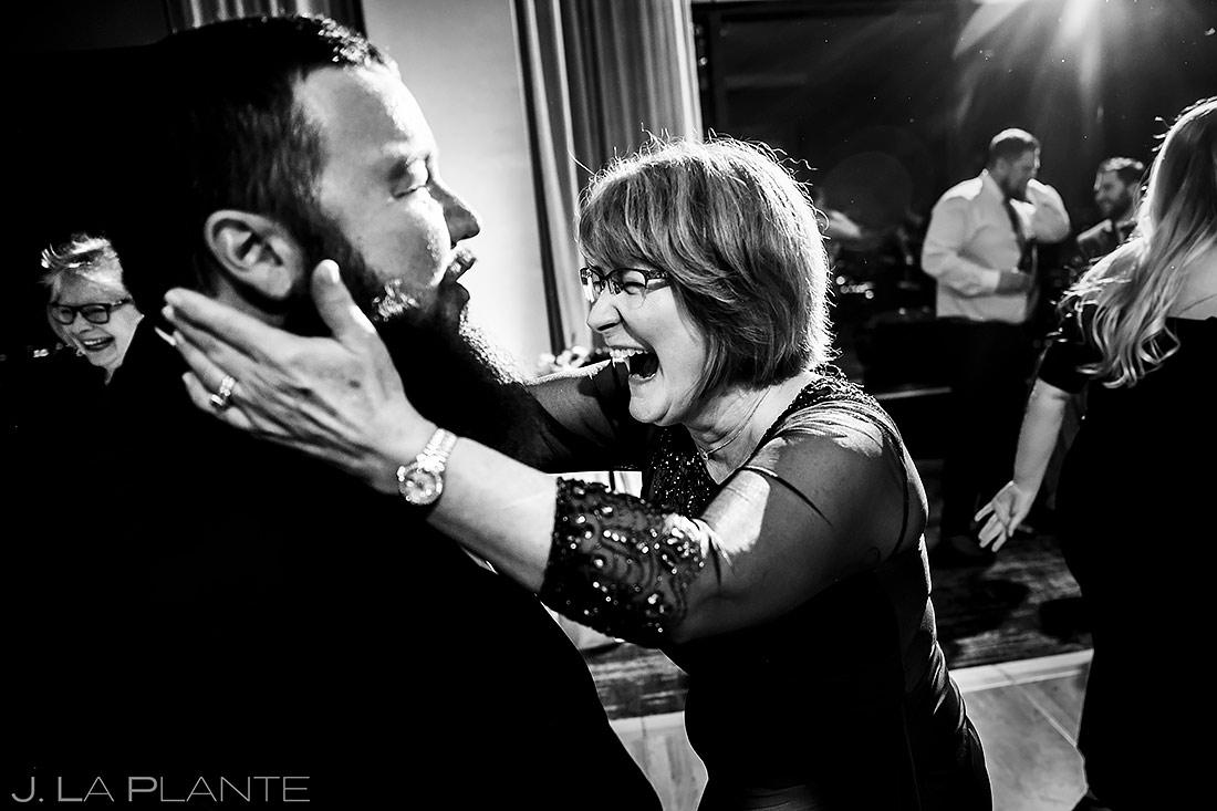 Wedding Reception Dance Party | Downtown Denver Wedding | Denver Wedding Photographer | J. La Plante Photo