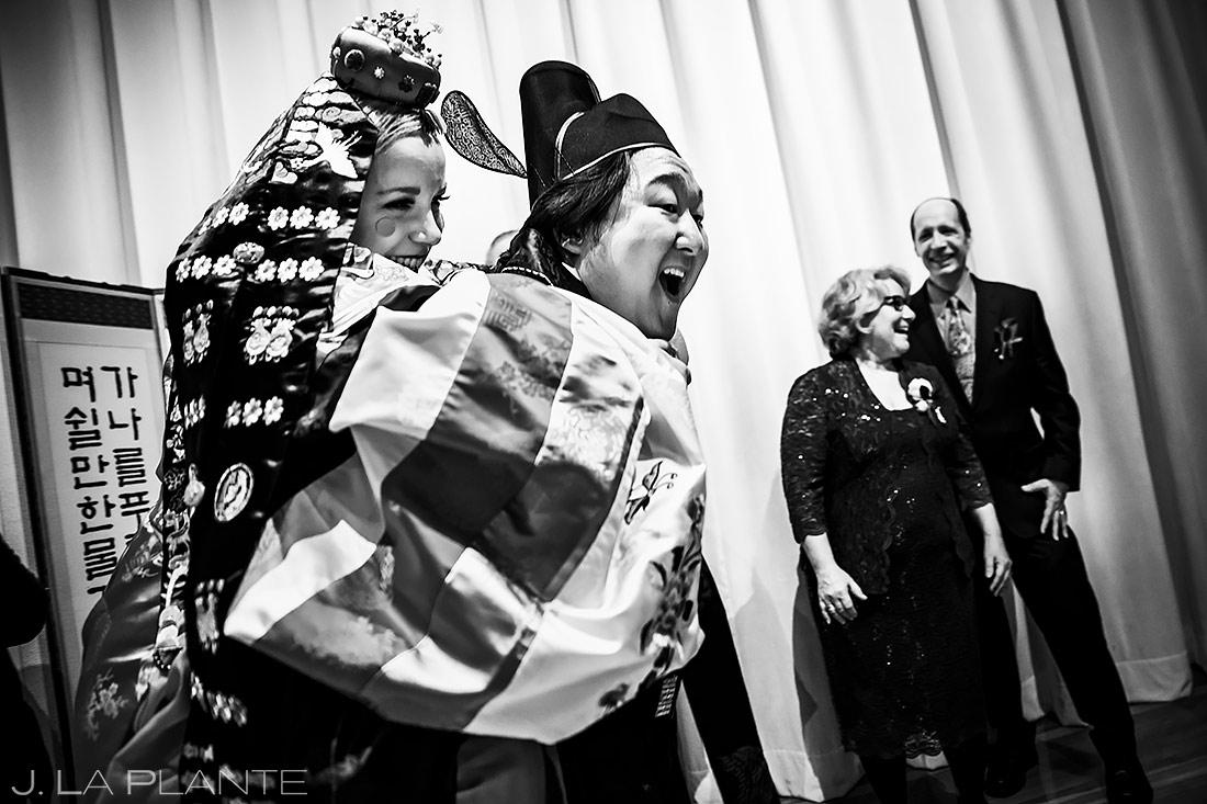 Korean Wedding Ceremony | Washington DC Wedding | Destination Wedding Photographer | J. La Plante Photo