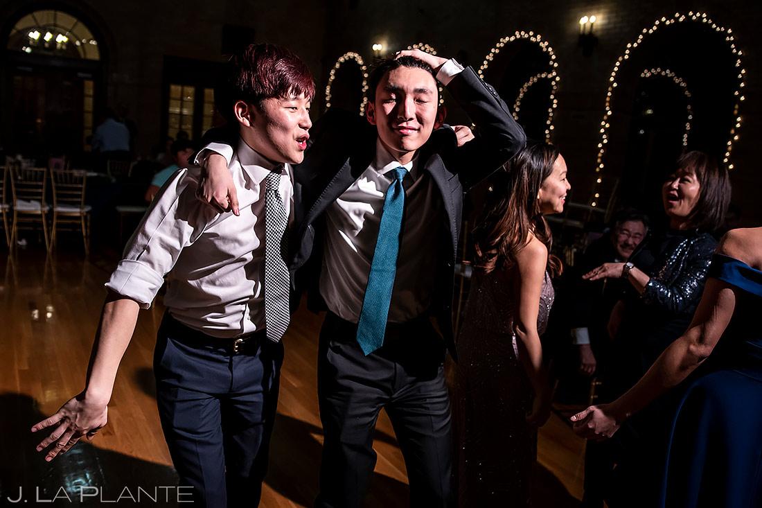 Wedding Reception Dance Party | Washington DC Wedding | Destination Wedding Photographer | J. La Plante Photo