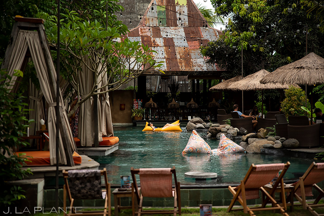 Folk Pool and Gardens Ubud | Bali Indonesia | Travel Photography | J. La Plante Photo