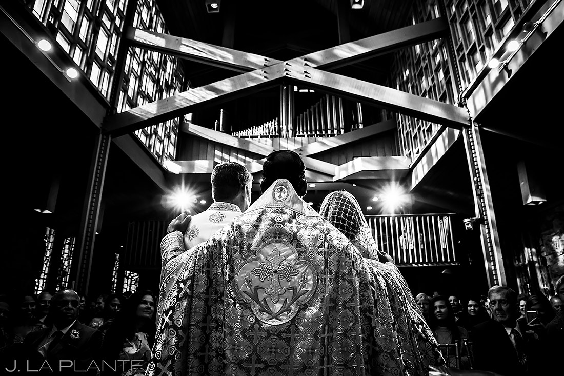 Aspen Wedding Ceremony | St. Regis Aspen Wedding | Aspen Wedding Photographer | J. La Plante Photo