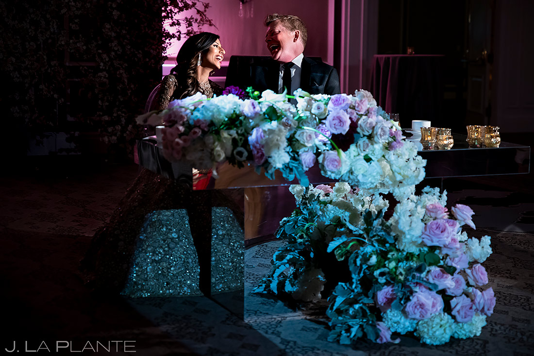 Wedding Speeches | St. Regis Aspen Wedding | Aspen Wedding Photographer | J. La Plante Photo
