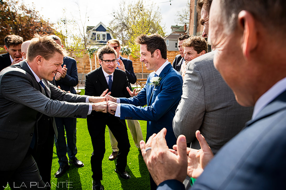 Jewish Wedding Bedeken | Longmont Wedding | Boulder Wedding Photographer | J. La Plante Photo