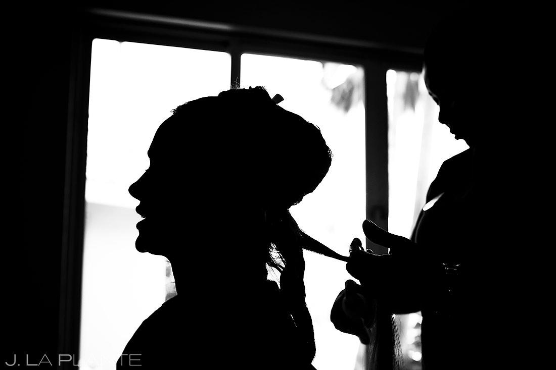 Bride Getting Ready | St Lucia Wedding | Destination Wedding Photographer | J. La Plante Photo