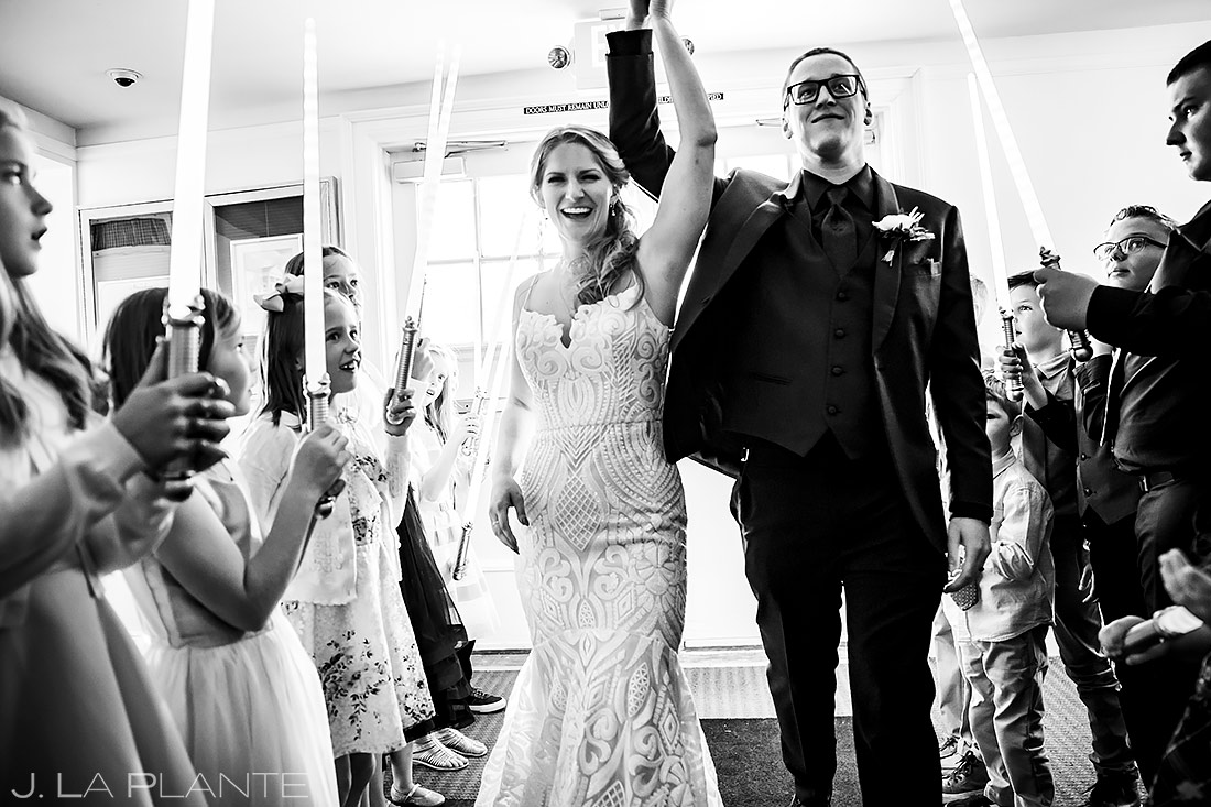 Star Wars Wedding | Stanley Hotel Wedding | Estes Park Wedding Photographer | J. La Plante Photo