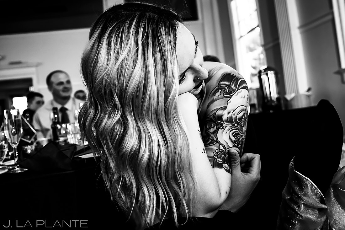 Wedding Toasts | Stanley Hotel Wedding | Estes Park Wedding Photographer | J. La Plante Photo
