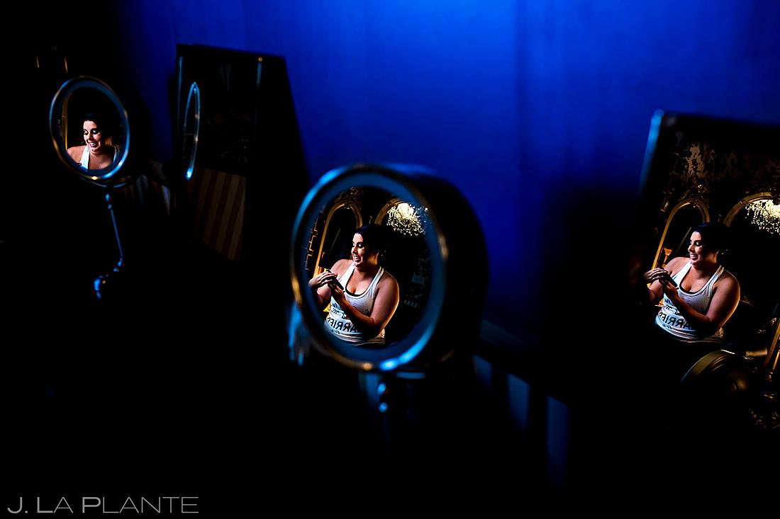 Bride Getting Ready | Lionsgate Wedding | Boulder Wedding Photographer | J. La Plante Photo