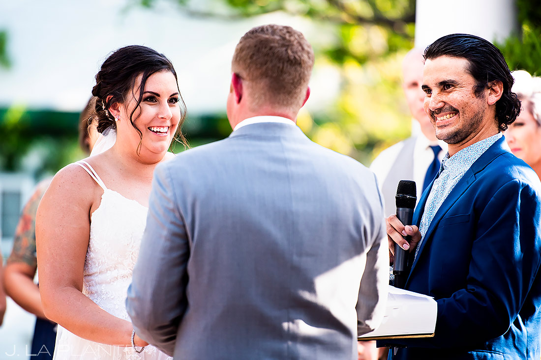 Boulder Wedding Ceremony | Lionsgate Wedding | Boulder Wedding Photographer | J. La Plante Photo