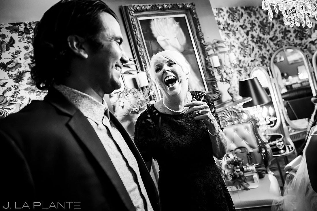 Mother of the Bride | Lionsgate Wedding | Boulder Wedding Photographer | J. La Plante Photo
