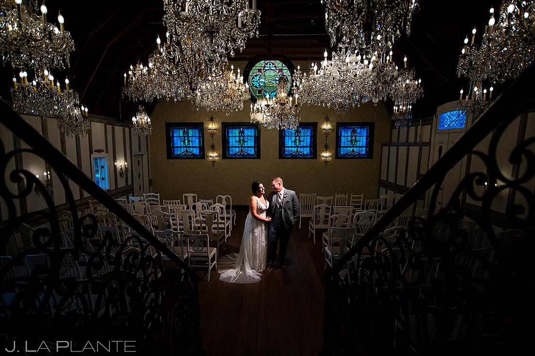 Bride and Groom Portrait | Lionsgate Wedding | Boulder Wedding Photographer | J. La Plante Photo