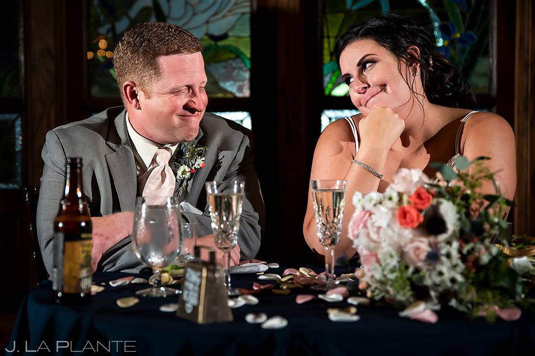 Best Man Toast | Lionsgate Wedding | Boulder Wedding Photographer | J. La Plante Photo