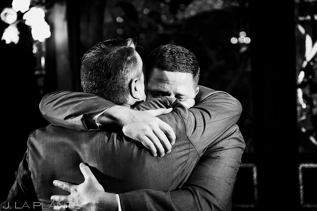 Father of the Groom Speech | Lionsgate Wedding | Boulder Wedding Photographer | J. La Plante Photo