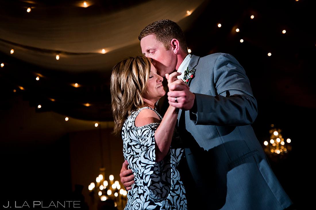 Mother Son Dance | Lionsgate Wedding | Boulder Wedding Photographer | J. La Plante Photo
