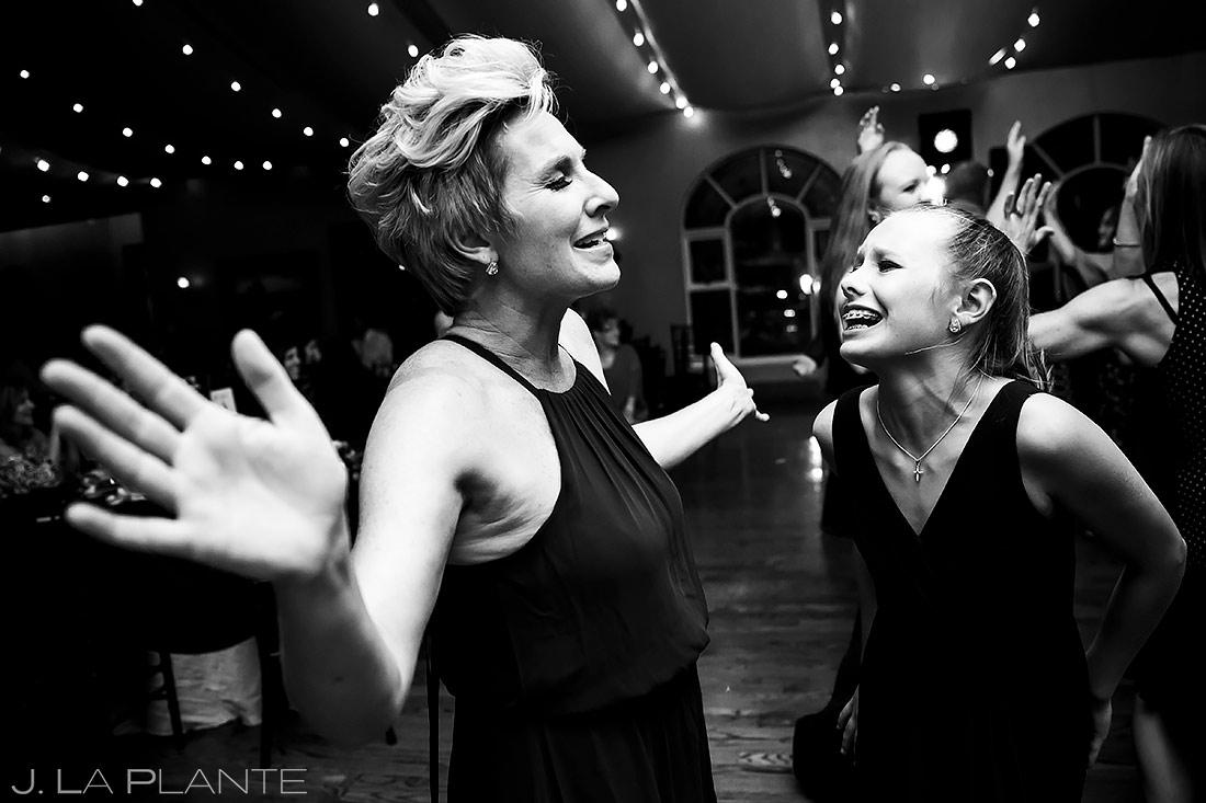 Wedding Guests Dancing | Lionsgate Wedding | Boulder Wedding Photographer | J. La Plante Photo