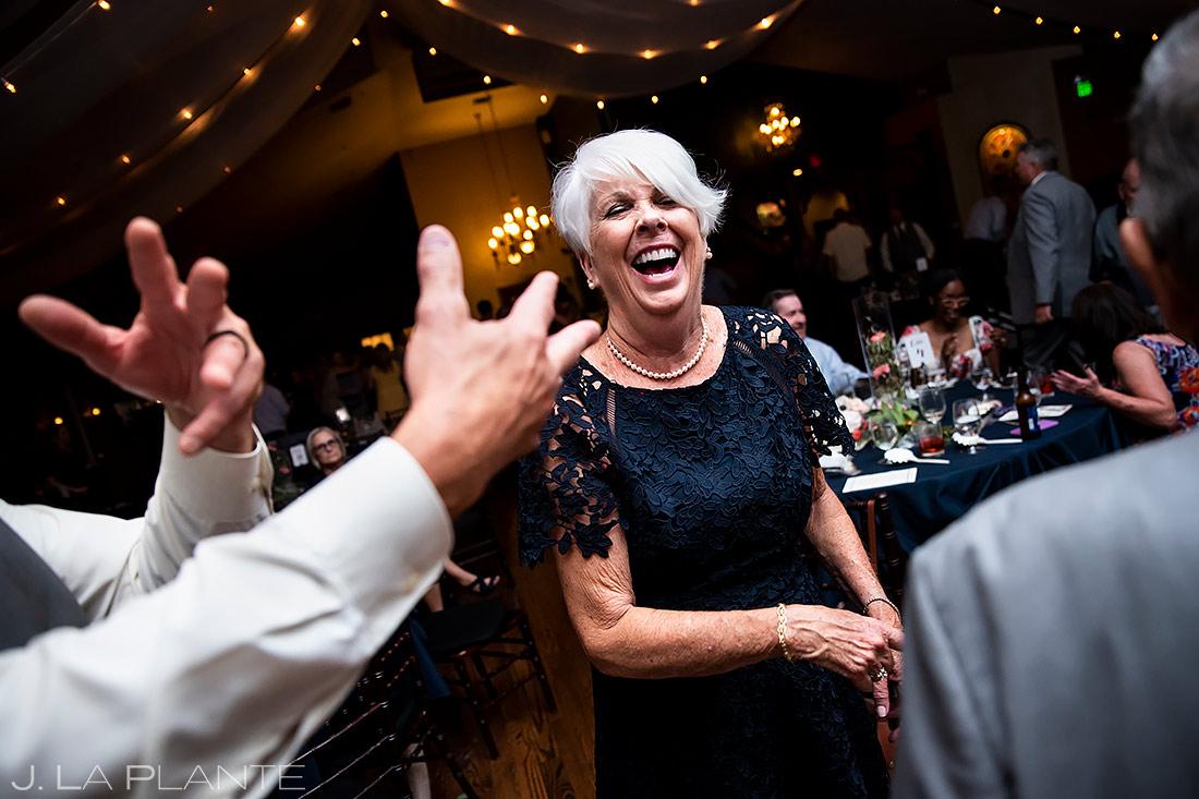 Mother of the Bride Dancing | Lionsgate Wedding | Boulder Wedding Photographer | J. La Plante Photo