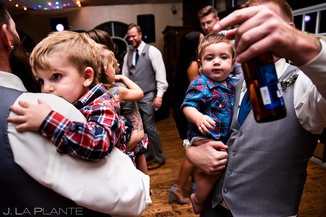 Funny Wedding Kids | Lionsgate Wedding | Boulder Wedding Photographer | J. La Plante Photo