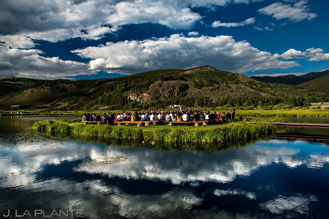Camp Hale Wedding Ceremony | Best Colorado Wedding Venues