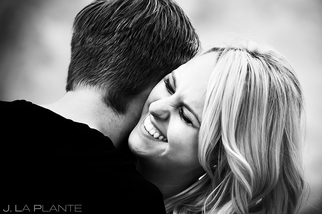 Bride and Groom To Be Portrait | Paint Mines Engagement Session | Colorado Springs Wedding Photographers | J. La Plante Photo