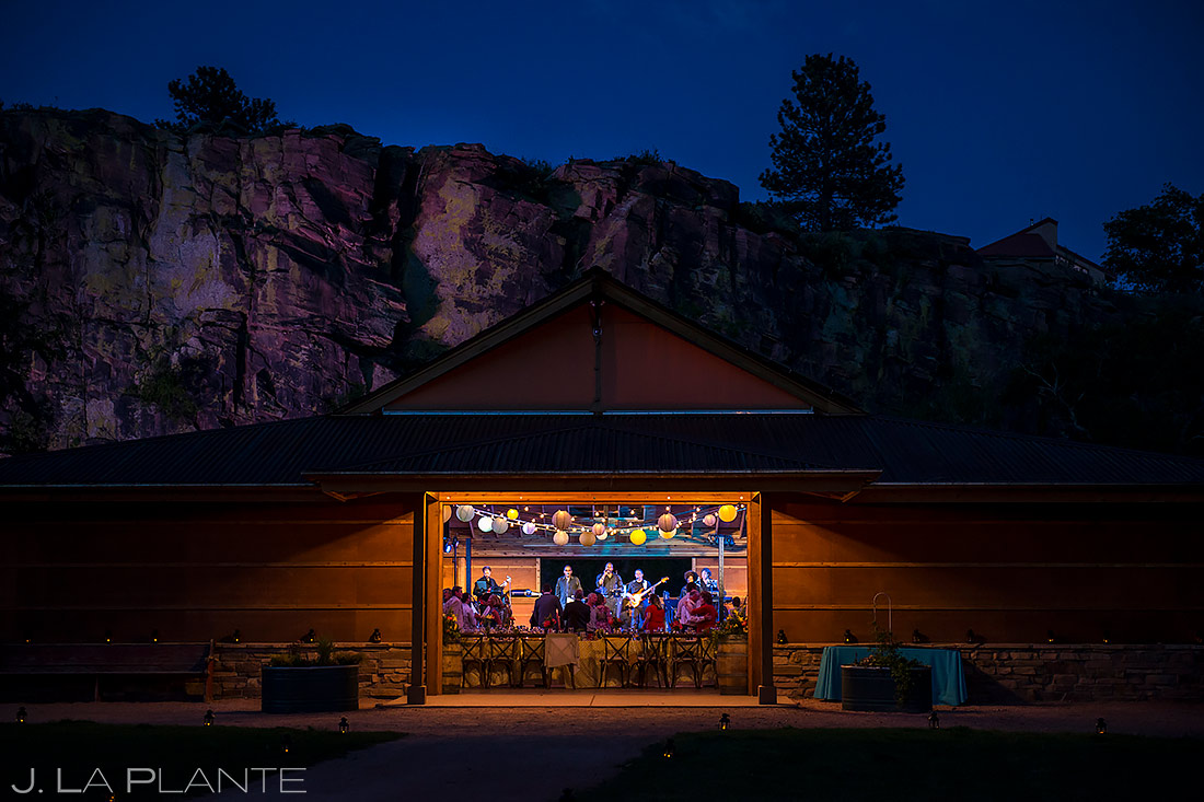 Best Colorado Wedding Venues | Planet Bluegrass Wedding