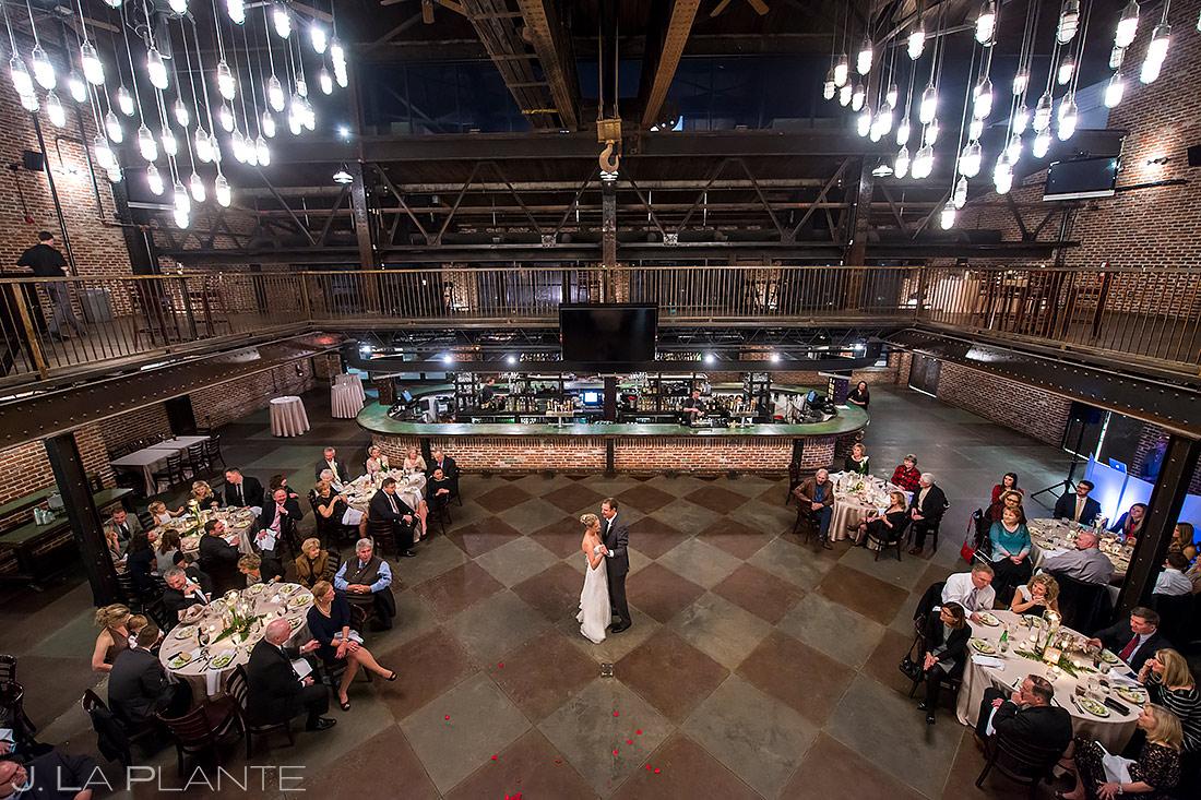 Mile High Station Wedding | Best Colorado Wedding Venues