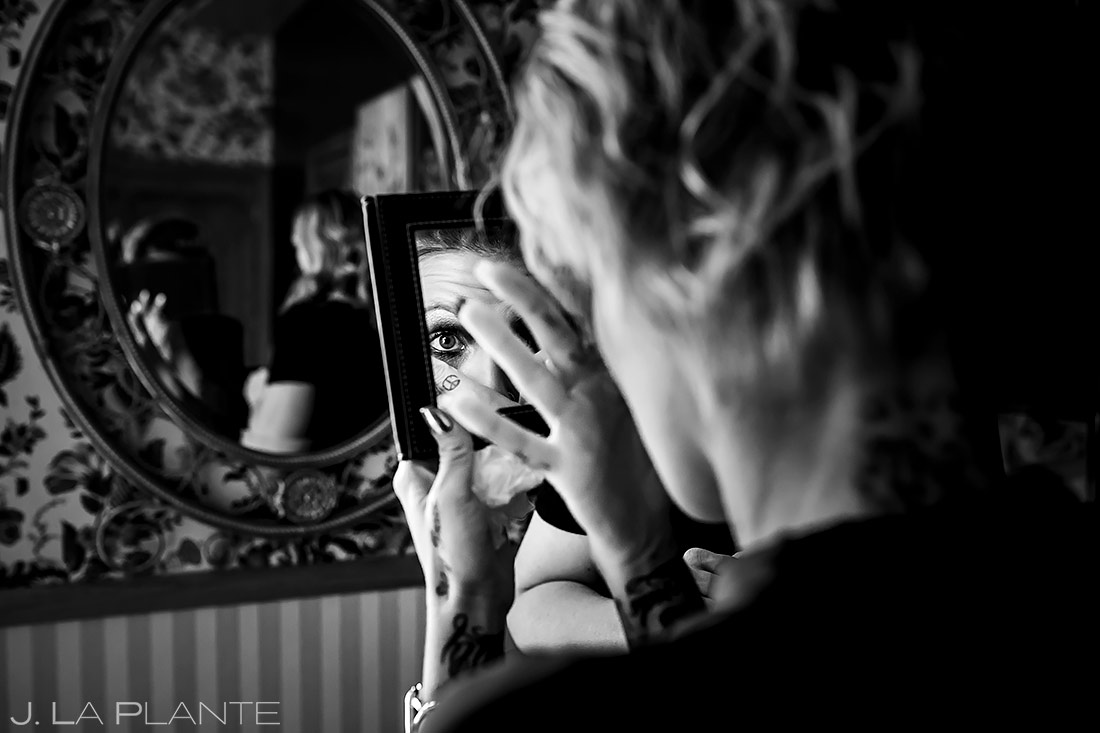 Bridesmaids Getting Ready | Lionsgate Wedding | Boulder Wedding Photographer | J. La Plante Photo