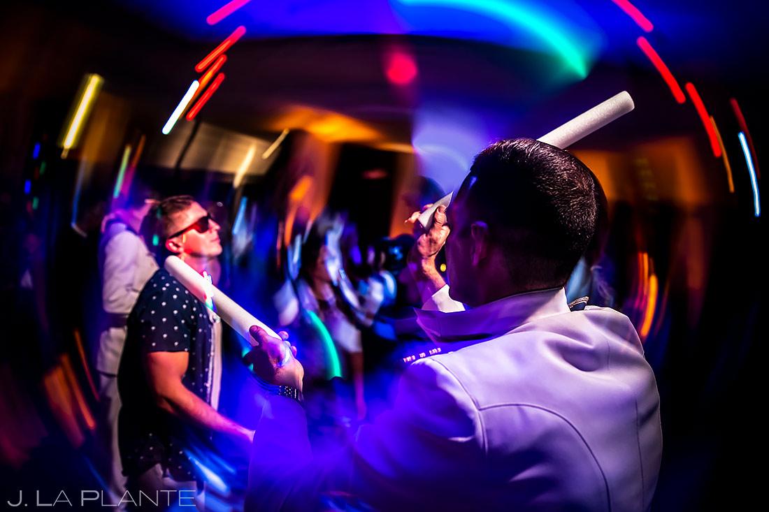 Wedding Dance Party   Aspen Meadows Resort Wedding   Aspen Wedding Photographer   J. La Plante Photo