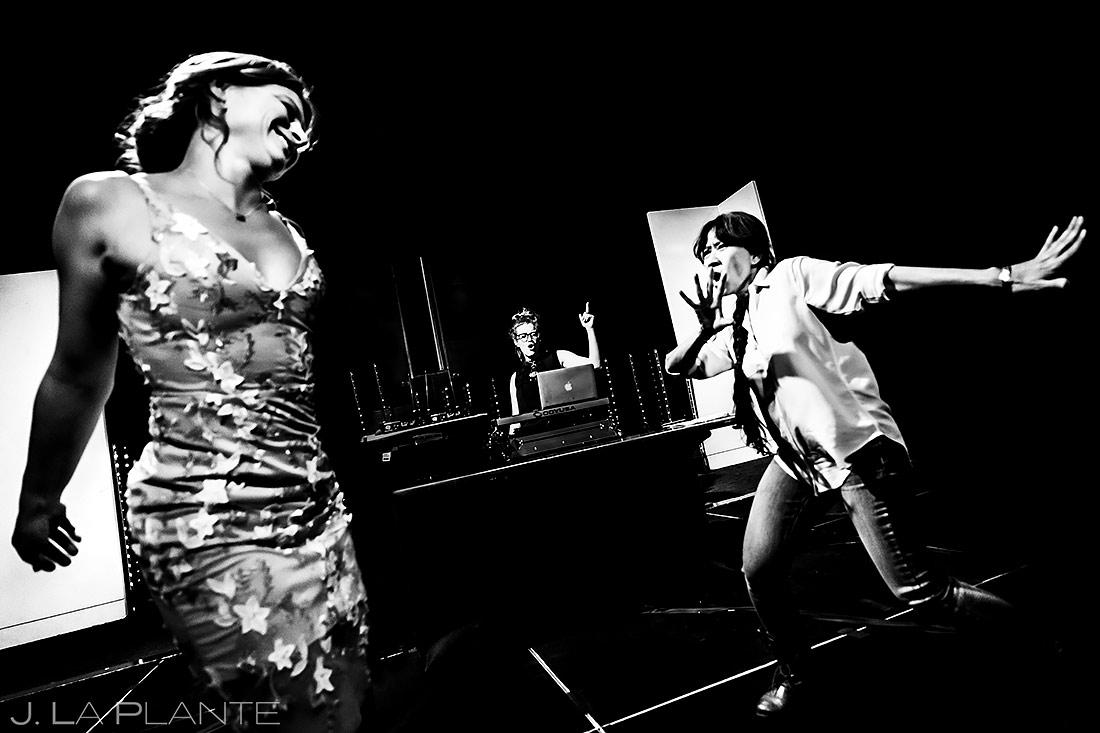 Wedding DJ | Aspen Meadows Resort Wedding | Aspen Wedding Photographer | J. La Plante Photo