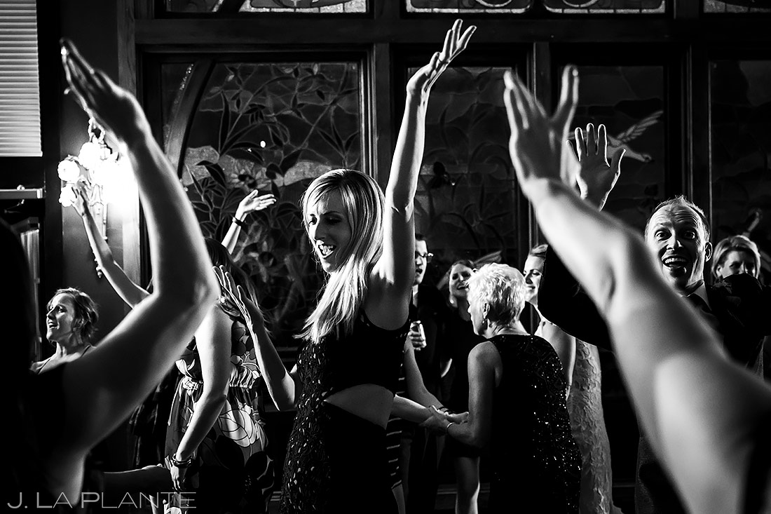Wedding Dance Party | Lionsgate Wedding | Boulder Wedding Photographer | J. La Plante Photo