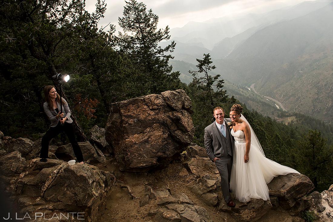 Boettcher Mansion Wedding | Golden Wedding Photographer | J. La Plante Photo