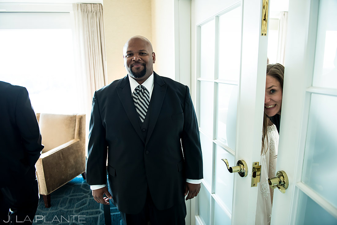 JW Marriott Cherry Creek Wedding | Denver Wedding Photographer | J. La Plante Photo