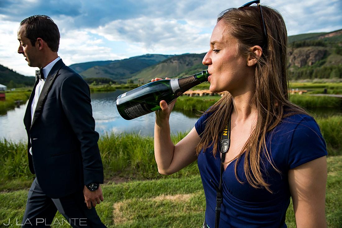 Camp Hale Wedding | Vail Wedding Photographer | J. La Plante Photo