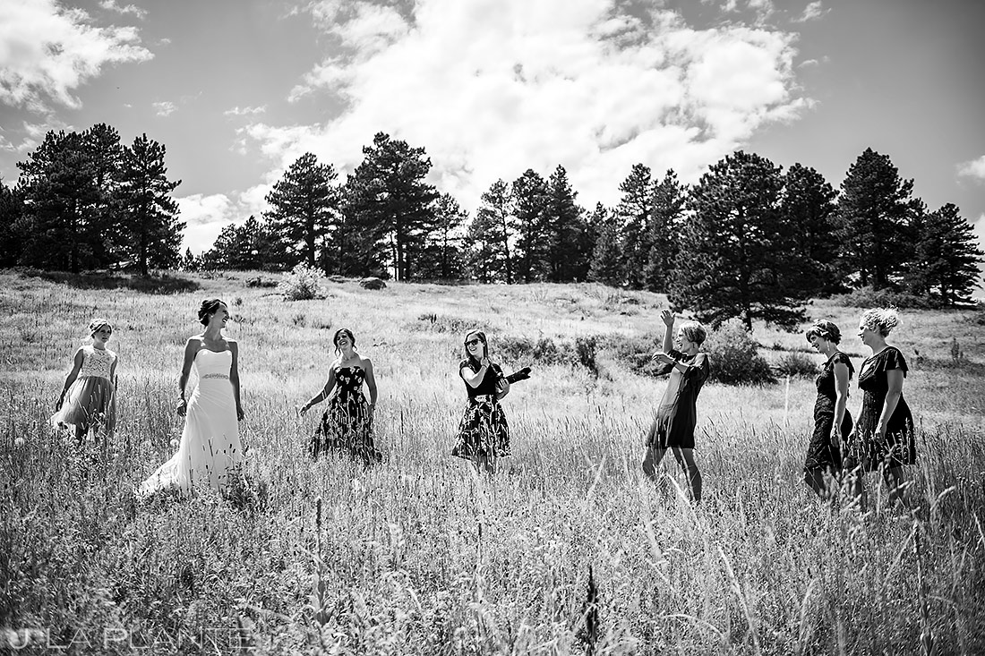 Wedding Photographers at Work | Chautauqua Park Wedding | Boulder Wedding Photographer | J. La Plante Photo