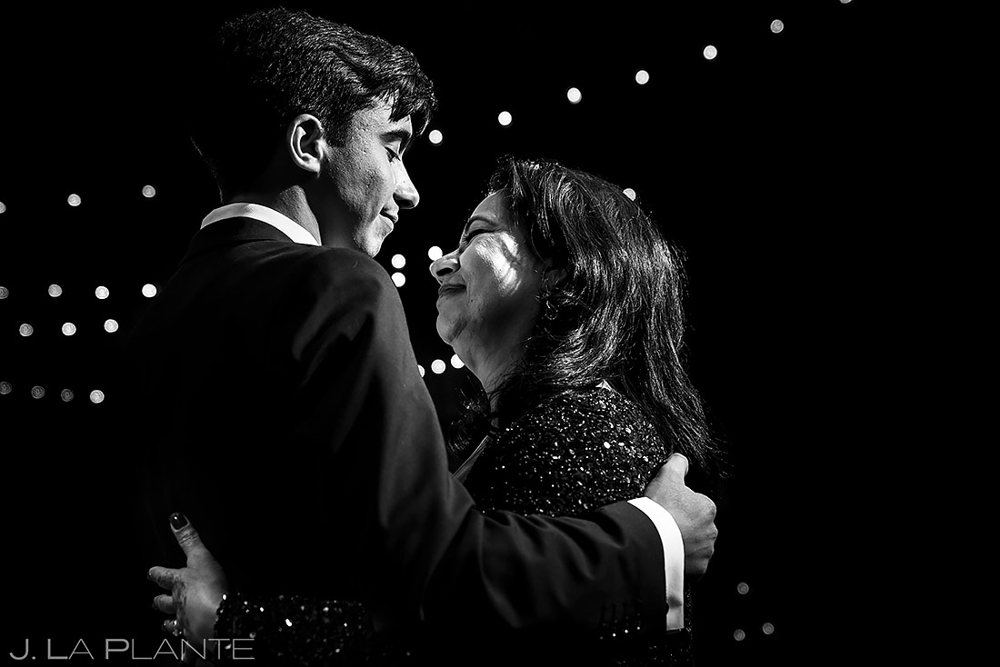 Mother of the groom dance | Spruce Mountain Ranch Wedding | Denver Same Sex Wedding Photographer | J. La Plante Photo