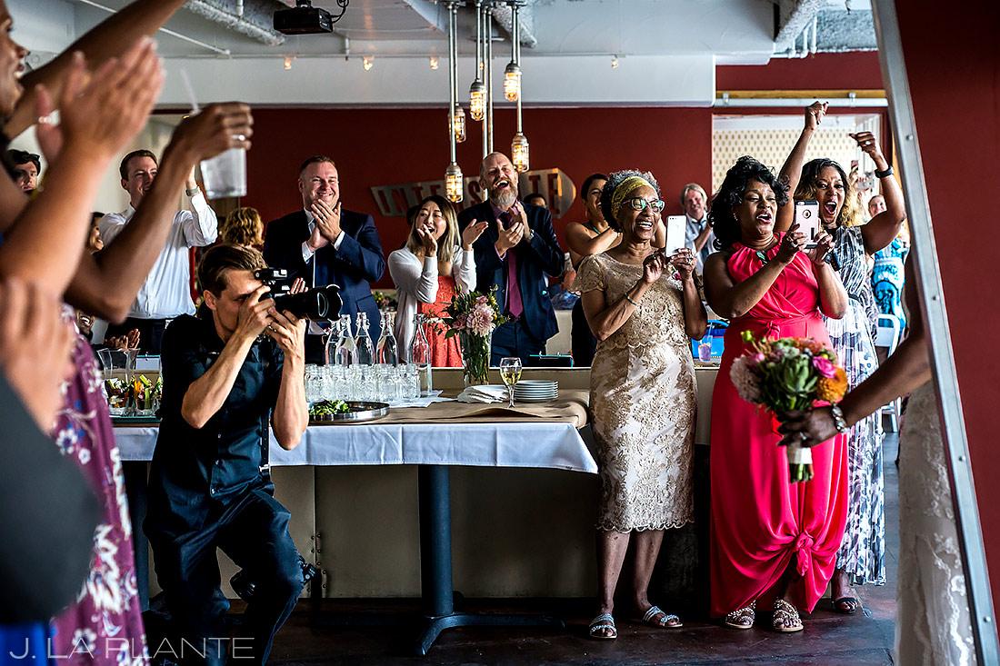 Wedding Photographers at Work | Denver Botanic Gardens Wedding | Denver Wedding Photographer | J. La Plante Photo